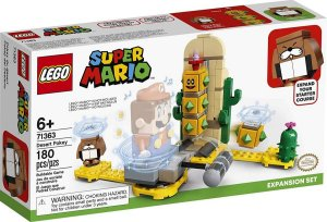 Lego Super Mario - Cactubola Do Deserto 71363