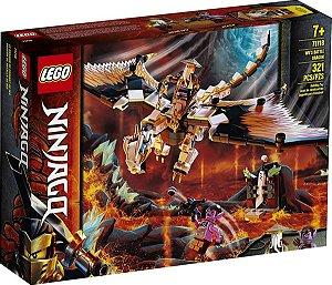 Lego Ninjago - Dragão De Combate De Wu 71718