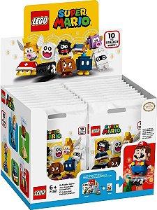 Lego Super Mario - 10 Pacotes De Personagens 71361