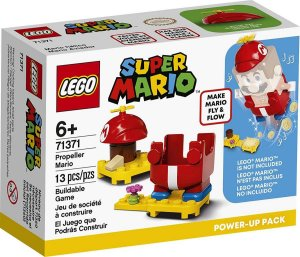 Lego Super Mario - Mario De Hélice Power Up 71371