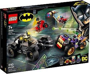 Lego Dc Comics - Perseguição Do Triciclo Do Joker 76159