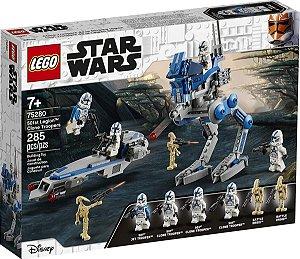 Lego Star Wars - Soldados Clone Da 501ª. Legião 75280