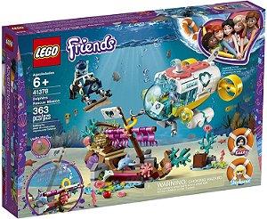Lego Friends - Missão De Resgate De Golfinhos 41378