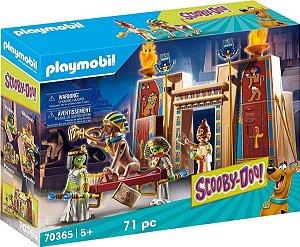 Playmobil 70365 - Scooby-doo! Aventura No Egito