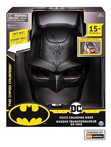 Máscara Eletrônica Batman Troca Voz