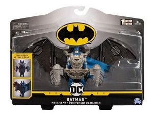 Batman Figura 10cm Com Armadura