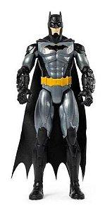Boneco Articulado Batman Renascimento Tático 30 Cm