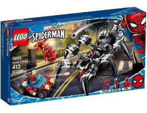 Lego Marvel - Venom Aranha 76163