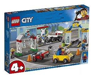 Lego City - Centro De Assistência Automóvel 60232