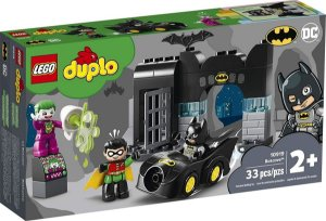 Lego Duplo - Batman Batcaverna 10919