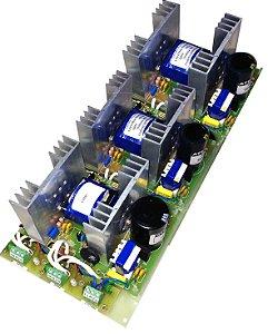 FONTE F.R. E. 85 A 265VAC SAÍDA 3 X 48VDC/ 7,2A 1100W SEM CAIXA PCI 600.0228