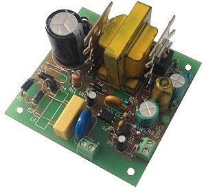 FONTE FULL RANGE ENTRADA 85 A 265V SAÍDA 5VDC / 5A 25W SEM CAIXA PCI 600.0048