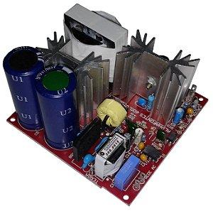 FONTE FULL RANGE ENTRADA 85 A 265V SAÍDA 100VDC / 1A 100W SEM CAIXA PCI 600.0168