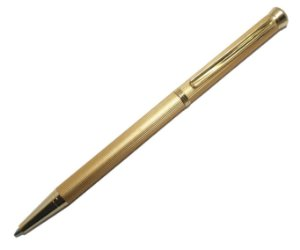 Caneta Esferográfica Pierre Cardin Senate Gold