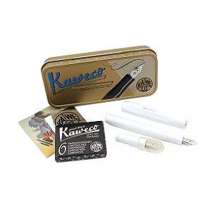 Kit de Caligrafia Kaweco Classic c/2 Penas