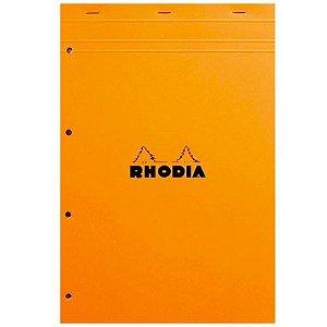 Bloco de Notas Rhodia Refil Fichário Nº20 (21 x 31,8cm)