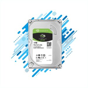 HDD 3,5 DESKTOP SEAGATE ST1000DM010 1 TERA 7200RPM 64MB SATA 6GB/S