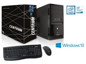 COMPUTADOR INTEL WINDOWS CENTRIUM THINTOP 3060 INTEL DUAL CORE J3060 1.6GHZ 4GB 500GB WINDOWS 10