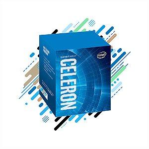 PROCESSADOR CELERON LGA 1151 INTEL BX80662G3900 G3900 2.8GHZ 2MB CACHE 6ª GERAÇÃO
