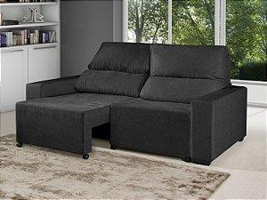 Sofá Confort Suede - Viero Móveis