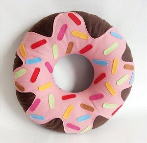 Almofada Decorativa e Criativa Donut