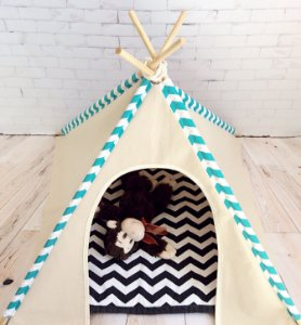 Cabana Cama Casa Pet