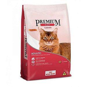 Ração Royal Canin Premium Para Gatos Adultos Castrados