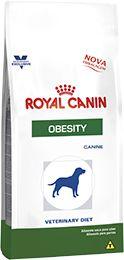 Ração Royal Canin Veterinary Diet Obesity Para Cães Adultos Com Obesidade