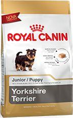 Ração Royal Canin Para Cães Filhotes da Raça Yorkshire