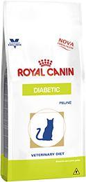 Ração Royal Canin Veterinary Diet Diabetic Para Gatos Adultos Diabéticos - 1,5kg