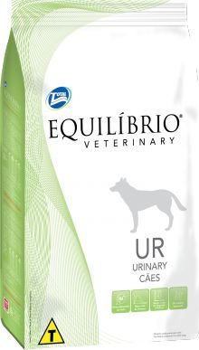 Ração Equilibrio Veterinary Dog Urinary Para Cães Adultos Com Problemas Urinários