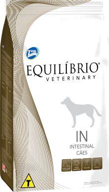 Ração Equilibrio Veterinary Dog Intestinal Para Cães Adultos Com Problemas Intestinais