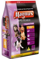 Ração Adimax Pet Magnus Super Premium Para Cães Adultos de Raças Pequenas Sabor Frango e Cereais