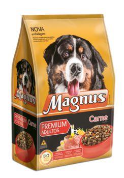 Ração Adimax Pet Magnus Para Cães Adultos Sabor Carne