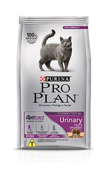 Ração Purina Pro Plan Urinary Para Gatos Adultos Sabor Frango