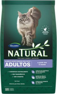 Ração Guabi Natural Para Gatos Adultos