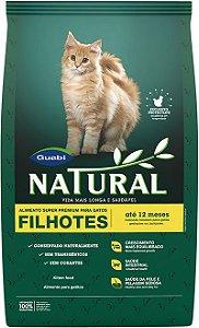Ração Guabi Natural Para Gatos Filhotes - 1,5kg