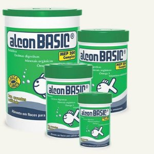 Ração Alcon Basic Para Peixes