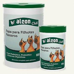 Ração Alcon Club Papa Para Pássaros Filhotes