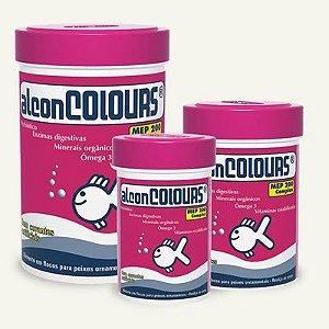 Ração Alcon Colours Para Peixes Ornamentais