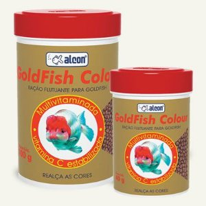 Ração Alcon Colours Gold Fish - 40g