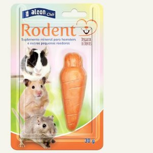 Ração Alcon Rodent Hamster Suplemento Mineral - 30g