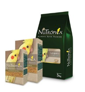 Ração Nutrópica Natural Calopsita