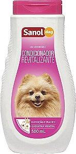 Condicionador Revitalizante Sanol Dog Para Cães e Gatos - 500ml