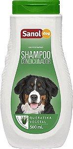 Shampoo Para Cães de Grande Porte Sanol Dog - 500ml