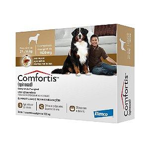 Antipulgas Comfortis 1620mg Elanco Para Cães de 27,0kg a 54,0kg