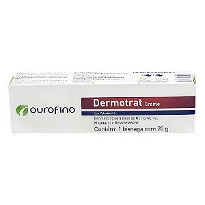 Anti-Inflamatório Dermotrat Creme Ouro Fino - 20g