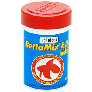 Ração Alcon Betta Mix 10g