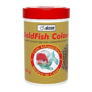 Ração Alcon Goldfish Colour 100g