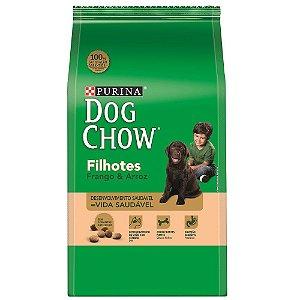 Ração Dog Chow Frango Filhote 3kg